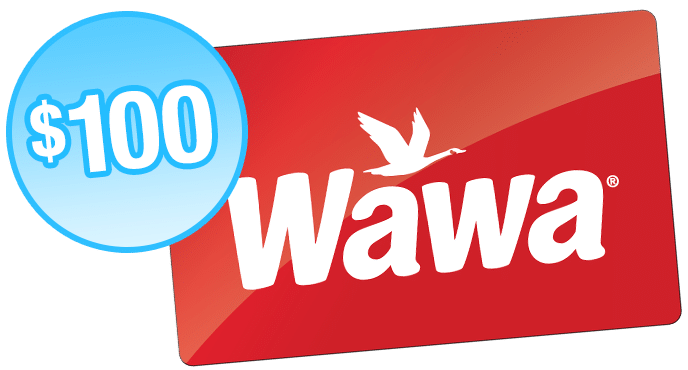 $100 Wawa Gift Card