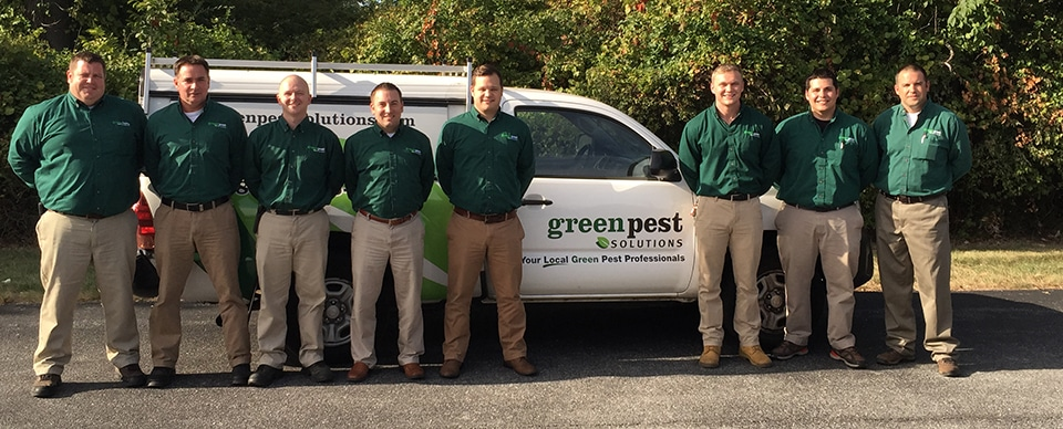 The Green Pest Solutions Team