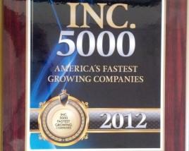 Green Lawn Fertilizing Inc. 500|5000 Award