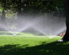 The Smarter Way to Water Your Turf