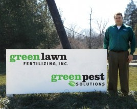 President of Green Lawn Fertilizing, Green Pest Solutions