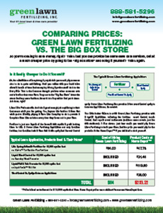 Price Comparison Guide
