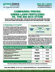 Price Comparison Guide