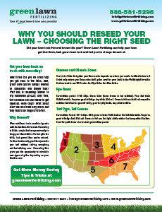 Seeding Guide