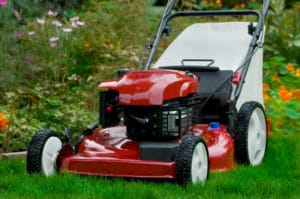 Red Lawnmower Full