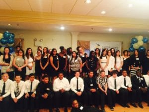 Chester County Futures Graduating Class