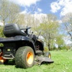 McCulloch Ride on Mower