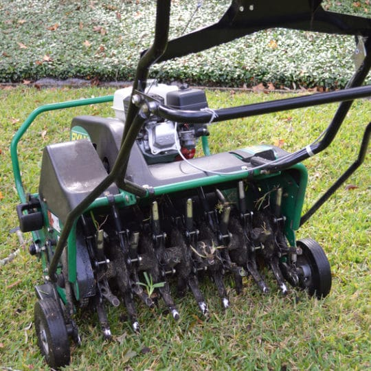 Fall Lawn Aeration Tips