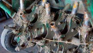 Aeration Machine