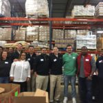 Green Lawn Fertilizing / Green Pest Solutions Volunteer at Chester County Food Bank