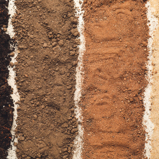 color of soil