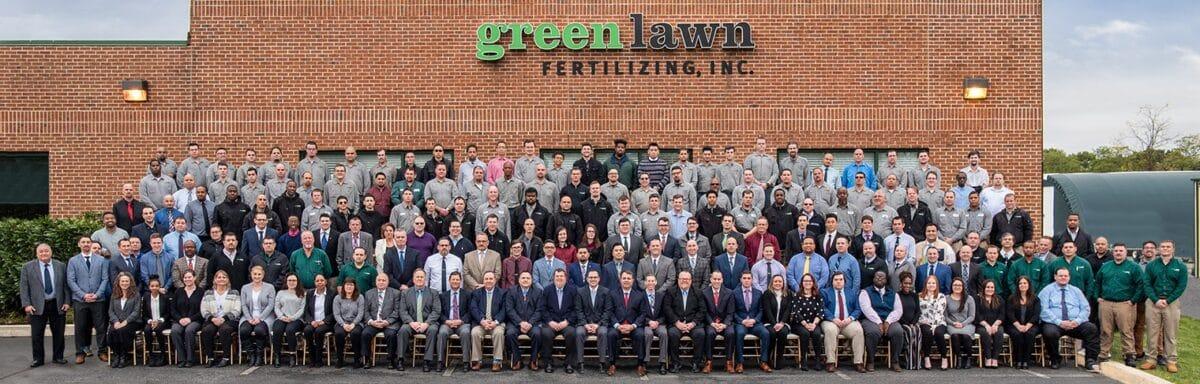 The Green Lawn Fertilizing Team