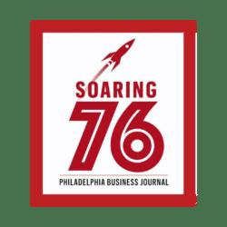 Soaring 76 badge